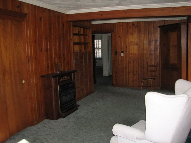 Before - Middle Room