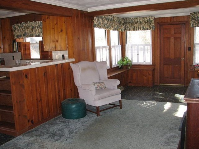 Before - Sailboat Room